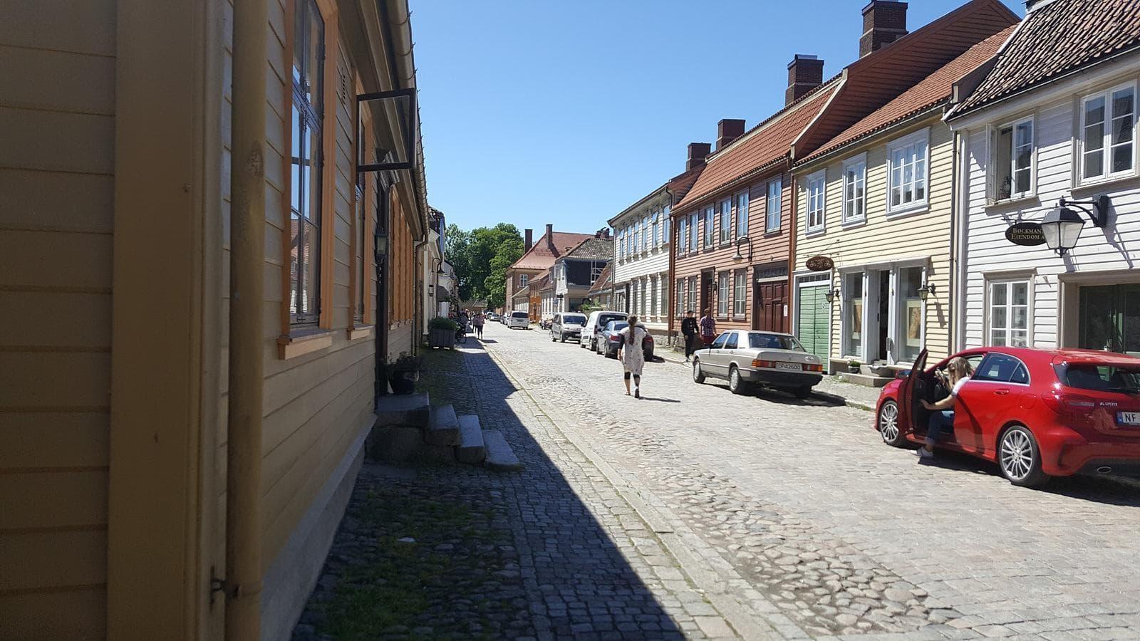 | Gamlebyen | Fredrikstad 2
