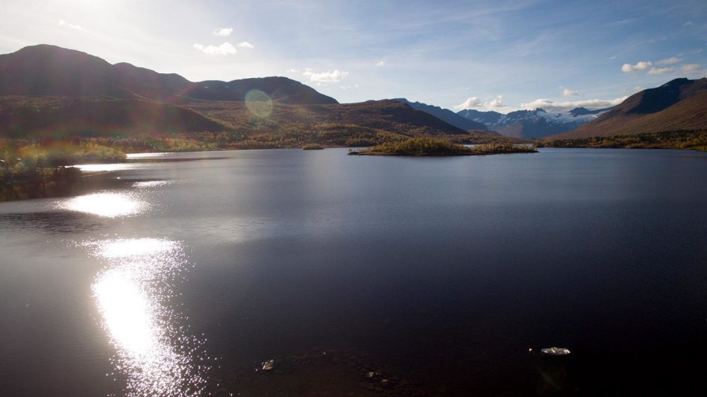 Ved Nysætervatnet | Panorama 6