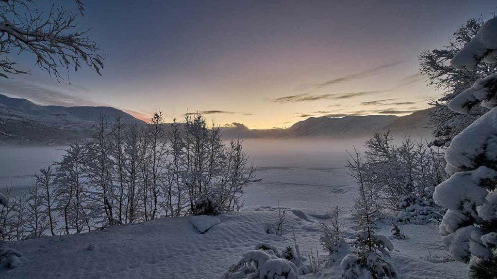 Nysætervatnet | Oddvar Aursnes