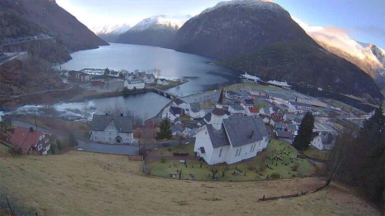 Norske webkamera